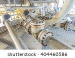 pipeline production and control ... | Shutterstock . vector #404460586