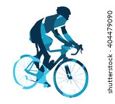 bicycle race  abstract vector... | Shutterstock .eps vector #404479090