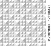 geometric 3d regular structure... | Shutterstock .eps vector #404486614