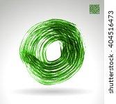 brush stroke and texture.... | Shutterstock .eps vector #404516473