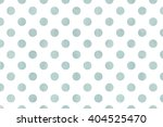 watercolor dots in blue color.... | Shutterstock . vector #404525470