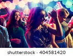 party  holidays  celebration ... | Shutterstock . vector #404581420