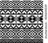 seamless ethnic pattern... | Shutterstock .eps vector #404644039