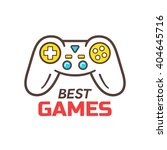 games store or developers... | Shutterstock .eps vector #404645716
