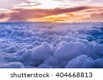 most beautiful heaven grand of... | Shutterstock . vector #404668813