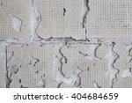 crack wall  | Shutterstock . vector #404684659