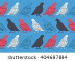 color drawing vector isolated... | Shutterstock .eps vector #404687884