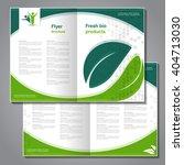 vector natural brochure  design ...   Shutterstock .eps vector #404713030