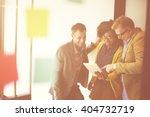collaborate alliance assistance ...   Shutterstock . vector #404732719