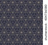 abstract geometric pattern with ... | Shutterstock .eps vector #404736580