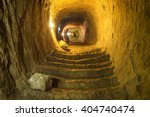 Mysterious Dungeon  Tunnel Wit...