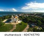 Aerial View Of Church Of Saint...