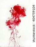 ink in the water   Shutterstock . vector #404759104