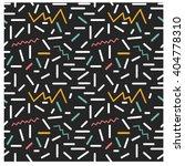seamless primitive geometric ...   Shutterstock .eps vector #404778310