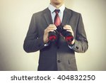 businessman looking for... | Shutterstock . vector #404832250