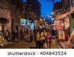 la paz  bolivia   april 23 ...   Shutterstock . vector #404843524