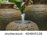 Stone Fountain Graden