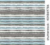 ethnic boho seamless pattern.... | Shutterstock .eps vector #404869786