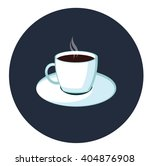 cup of coffee | Shutterstock .eps vector #404876908