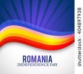 vector illustration of romania... | Shutterstock .eps vector #404897938