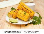 Cobs Of Cooked Corn