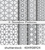 seamless islamic pattern in... | Shutterstock .eps vector #404908924