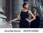 fashion style photo of a... | Shutterstock . vector #404914084