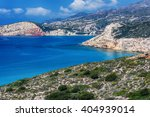 beautiful greek nature ... | Shutterstock . vector #404939014
