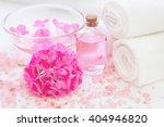 spa composition   Shutterstock . vector #404946820
