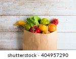 grocery shopping concept photo   | Shutterstock . vector #404957290