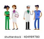 vector detailed doctor... | Shutterstock .eps vector #404989780