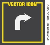 arrow vector icon