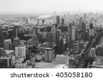 bangkok cityscape. view of the... | Shutterstock . vector #405058180