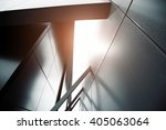 wide angle abstract background... | Shutterstock . vector #405063064