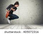 guitar.   Shutterstock . vector #405072316