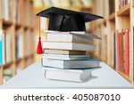 diploma. | Shutterstock . vector #405087010
