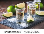tequila gold  mexican  alcohol... | Shutterstock . vector #405192523