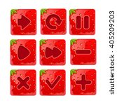 vector illustration of a set of ...