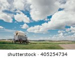 wild west | Shutterstock . vector #405254734