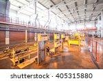 modern equipment at factory... | Shutterstock . vector #405315880