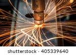 industrial welding automotive... | Shutterstock . vector #405339640