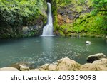 Waterfalls In Vallee Des...