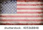 grunge usa flag   Shutterstock . vector #405368848