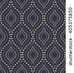 the geometric pattern with wavy ... | Shutterstock . vector #405375850