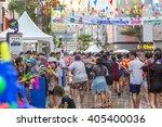 bangkok  thailand   april 13 ... | Shutterstock . vector #405400036