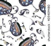 grapgic illustration of ewers... | Shutterstock . vector #405409480