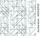 seamless pattern random ... | Shutterstock .eps vector #405420910