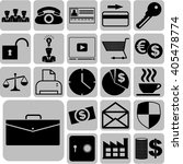 22 Icon Set. Business Icons....