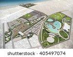 3d rendering and design of... | Shutterstock . vector #405497074