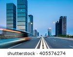 chinese cities  shanghai night | Shutterstock . vector #405576274
